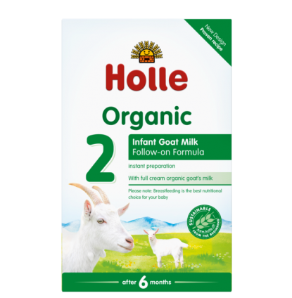 Organic Infant Goat Milk Follow-on Formula 2 (Expiry Date: 30 Dec 2020)