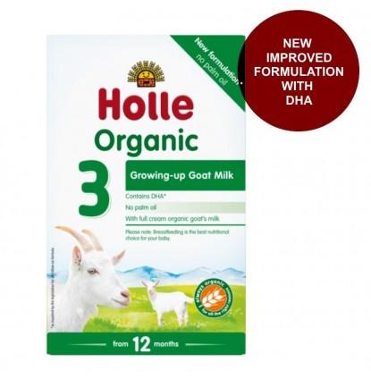 Organic Growing-up Goat Milk 3