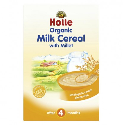 Organic Milk Cereal with Millet