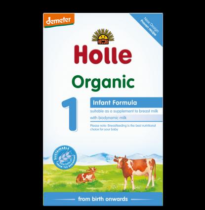 Organic Infant Formula 1