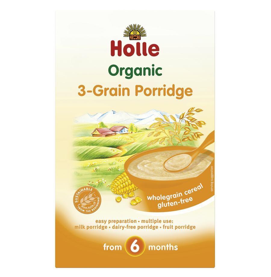 holle millet porridge instructions