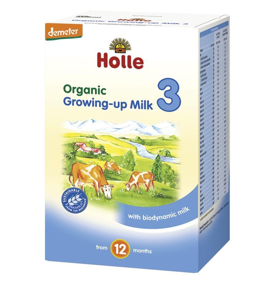 Organic infant