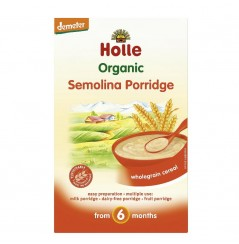 Organic Wholegrain Cereal Semolina
