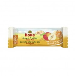Organic Apple & Pear Fruit Bar