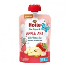 Apple Ant - Apple & Banana with Pear Pouch 100g