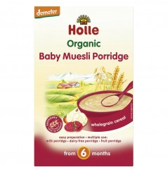 Organic Baby Muesli Porridge