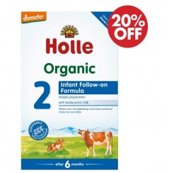 (20% off) Organic Infant Follow-on Formula 2 (Expiry Date: 30-12-2019)