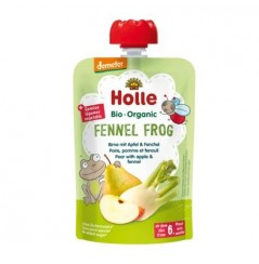 Fennel Frog - Pear with Apple & Fennel Pouch 100g