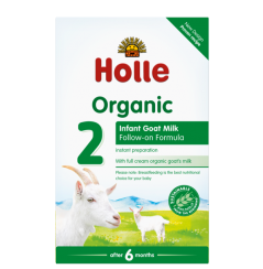 Organic Infant Goat Milk Follow-on Formula 2