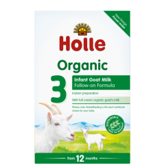 Organic Infant Goat Milk Follow-on Formula 3
