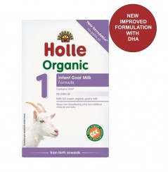 Organic Infant Goat Milk Formula 1
