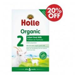 (Offer 20%) Organic Infant Goat Milk Follow-on Formula 2 (Expiry Date : 28-2-2020)
