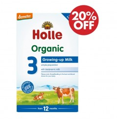 (20% Off) Organic Infant Growing-up Formula 3 (Expiry Date : 28-02-2020)