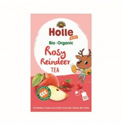Organic Rosy Reindeer Tea 44g (20 Tea Bags) - From 3 Years