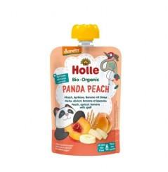Panda Peach - Peach, Apricot & Banana with Spelt Pouch 100g