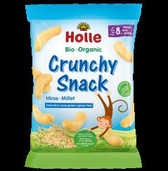 Organic Crunchy Snack Millet