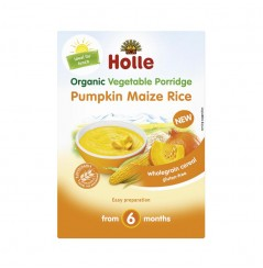 Organic Vegetable Porridge Pumpkin Maize Rice