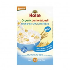 Organic Junior Muesli Multigrain with Cornflakes
