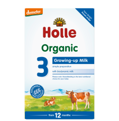Organic Infant Growing-up Formula 3