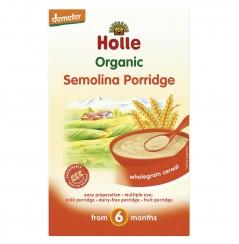 Organic Semolina Porridge