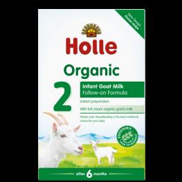 Organic Infant Goat Milk Follow-on Formula 2 (Expiry Date: 30 Dec 2020)