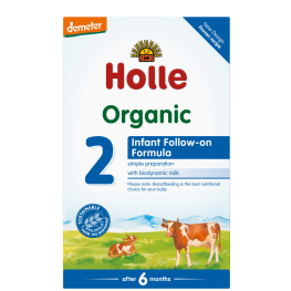 Organic Infant Follow-on Formula 2