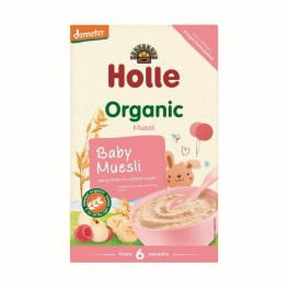 Organic Muesli Baby Muesli