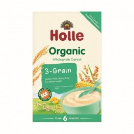 Organic Wholegrain 3-Grain