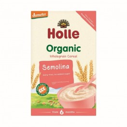 Organic Wholegrain Cereal Semolina