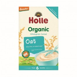 Organic Wholegrain Cereal Oats