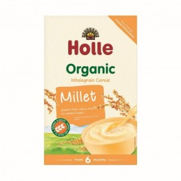 Organic Wholegrain Cereal Millet